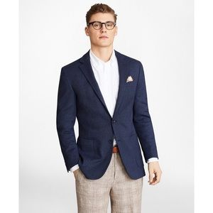 Brooks Brothers Regent Two-Button Knit Sport Coat